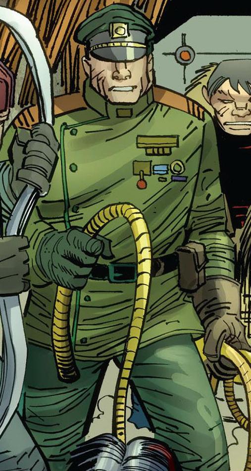 Eric Gruning (Earth-616)