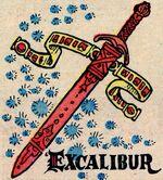 Excalibur (Sword)