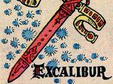 Excalibur (Sword)/Gallery