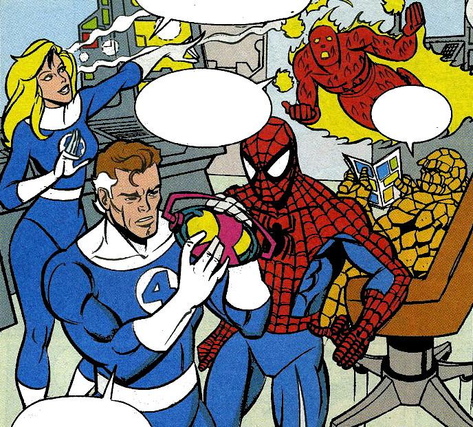 Fantastic Four (Earth-TRN566)