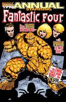 Fantastic Four Annual Vol 1 1998