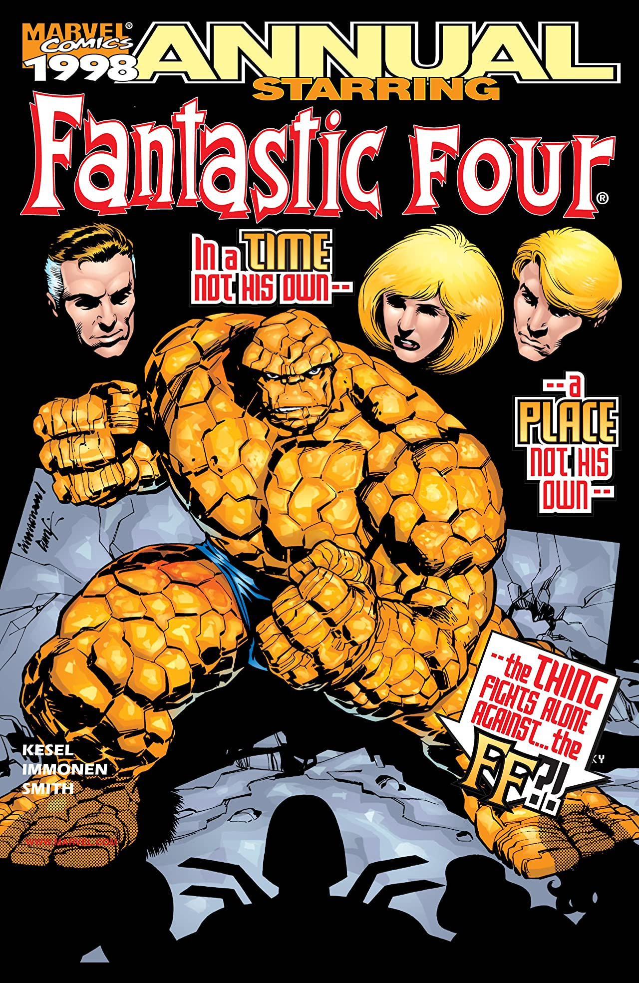 Fantastic Four Annual Vol 1 1998