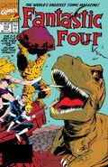 Fantastic Four Vol 1 346