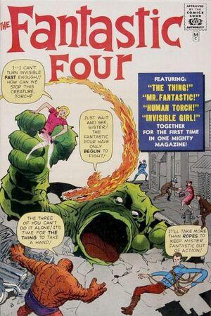 Golden Record Vol 1 Fantastic Four 1.jpg