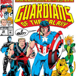 Guardians of the Galaxy Vol 1 30