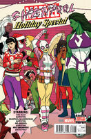Gwenpool Special Vol 1 1