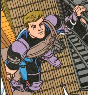 Harold Jessup (Earth-616)