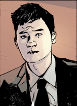 Jerry Patton (Earth-616)