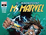 Magnificent Ms. Marvel Vol 1 11