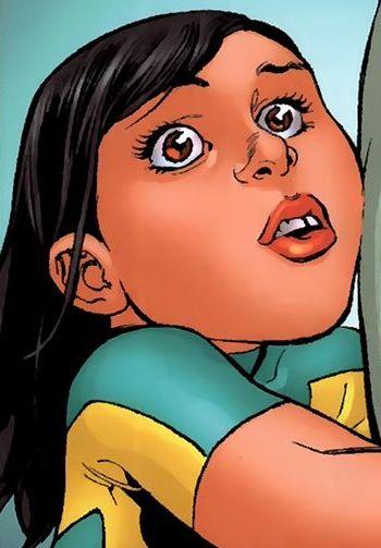 Maria Lopez (Earth-11511)