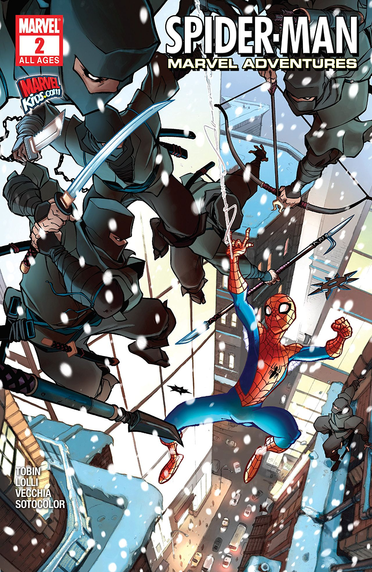 Marvel Adventures: Spider-Man Vol 2 2