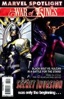 Marvel Spotlight War of Kings Vol 1 1