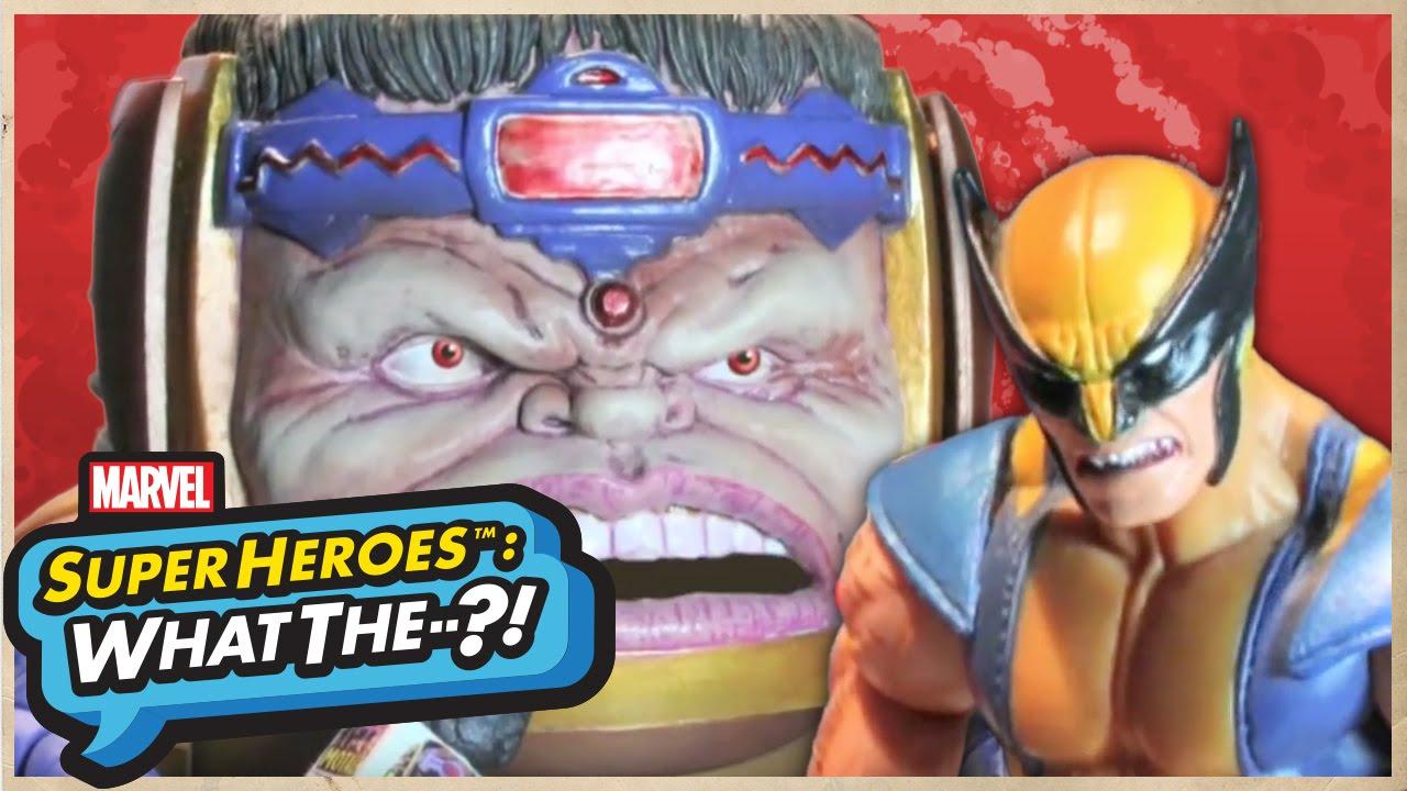 Marvel Super Heroes: What The--?! Season 1 2