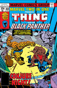 Marvel Two-In-One Vol 1 40
