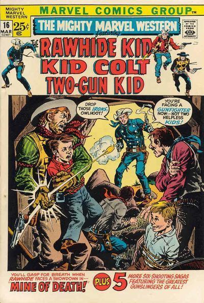 Mighty Marvel Western Vol 1 16
