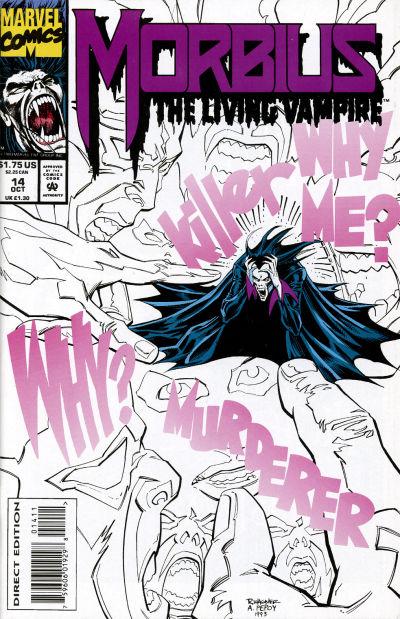 Morbius: The Living Vampire Vol 1 14