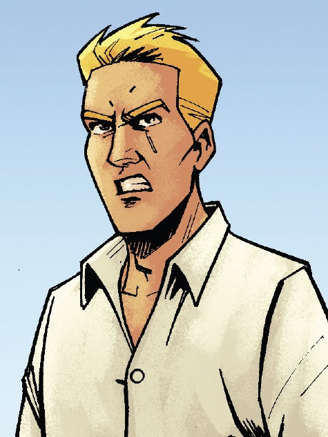 Peter Spalding (Earth-616)