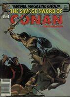 Savage Sword of Conan Vol 1 85