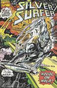 Silver Surfer Break Out Vol 1 1