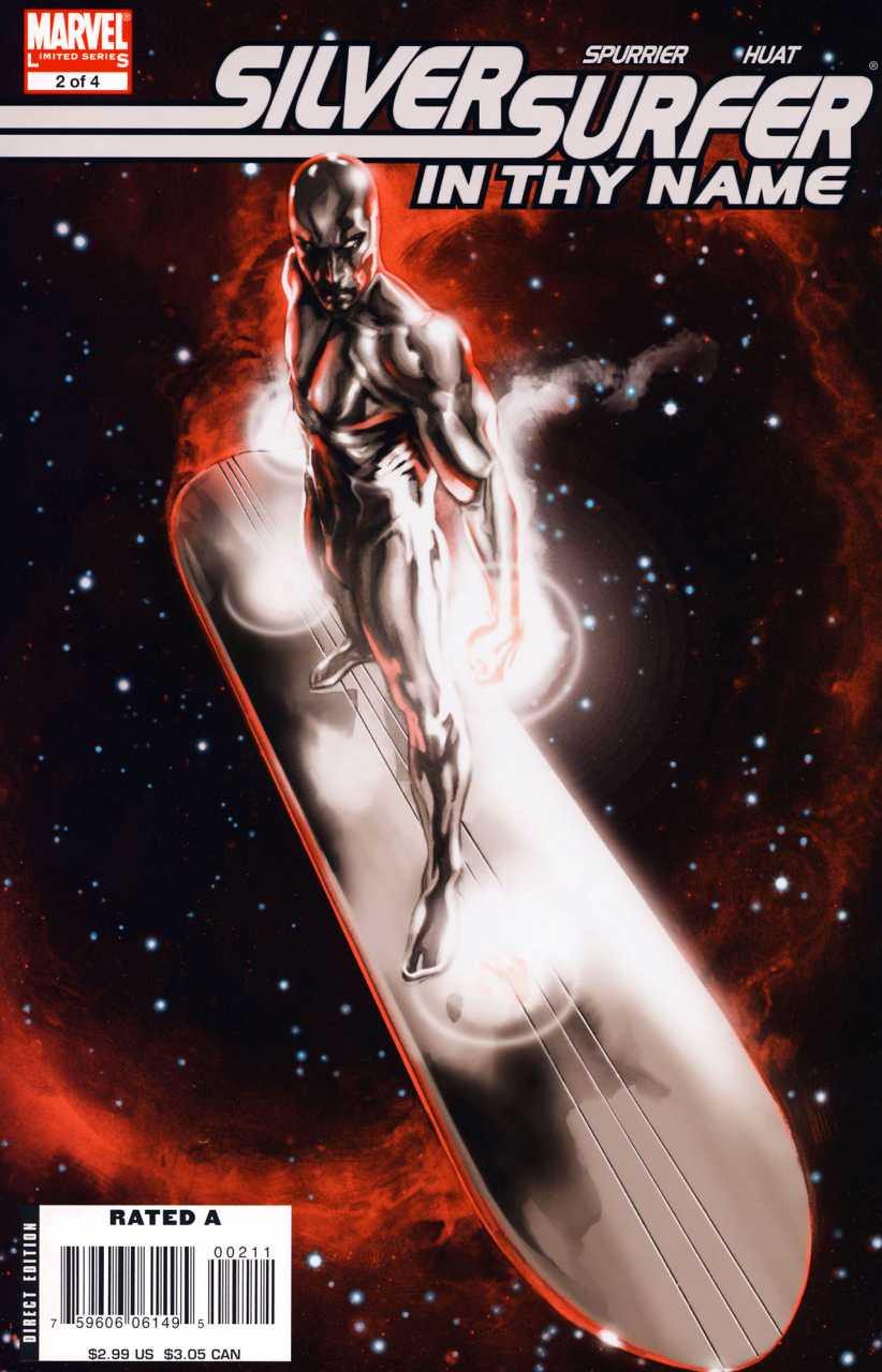 Silver Surfer: In Thy Name Vol 1 2