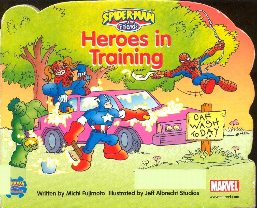 Spider-Man & Friends: Heroes in Training Vol 1 1