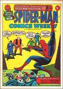 Spider-Man Comics Weekly Vol 1 2