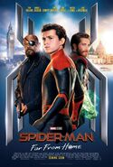 Spider-Man Far From Home poster 006