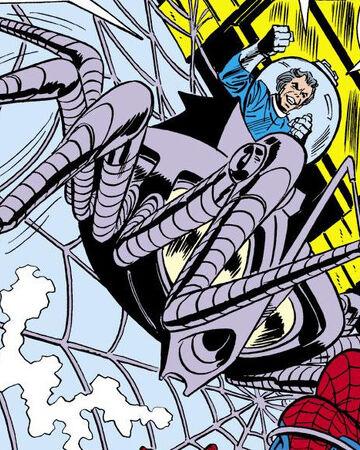 Spider-Slayer Mark IV from Amazing Spider-Man Vol 1 106 0001.jpg