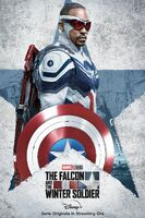 The Falcon and the Winter Soldier poster ita 010