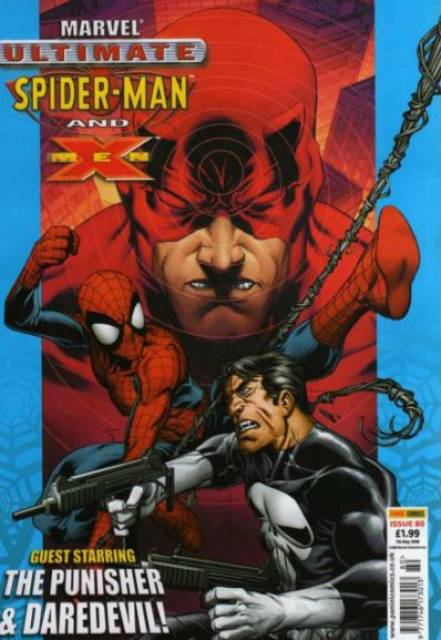 Ultimate Spider-Man and X-Men Vol 1 80