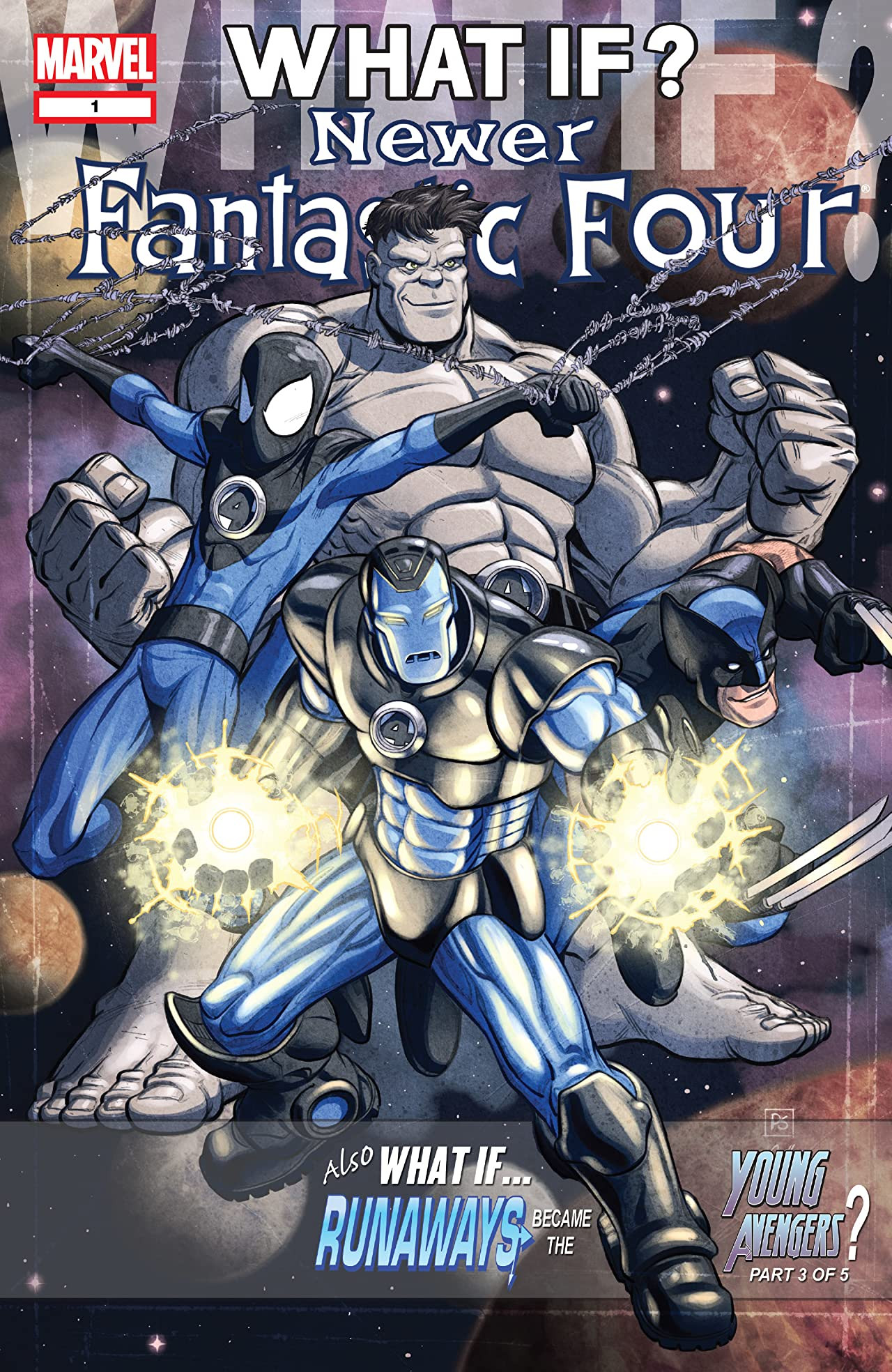 What If? Newer Fantastic Four Vol 1