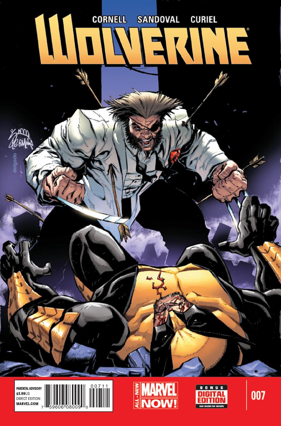 Wolverine Vol 6 7