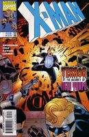 X-Man Vol 1 35
