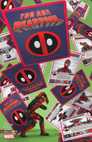 You Are Deadpool TPB Vol 1 1
