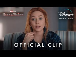 """We've All Been There"" Clip - Marvel Studios' WandaVision - Disney+"