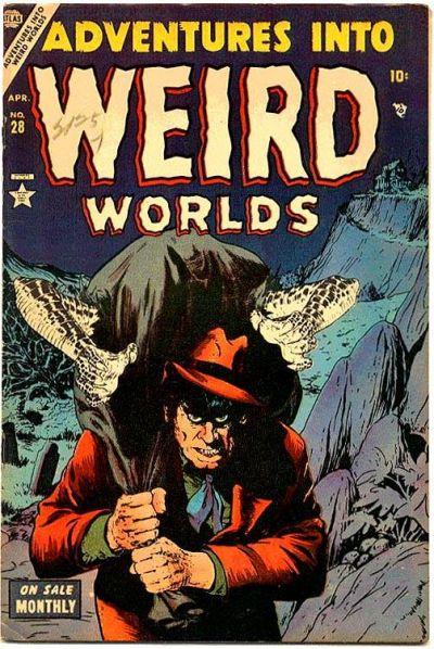 Adventures into Weird Worlds Vol 1 28