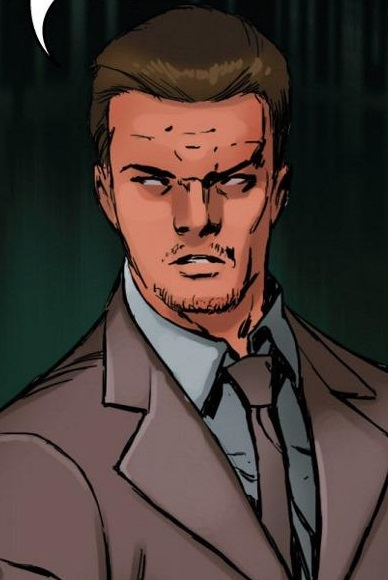 Agent Keller (Earth-616)
