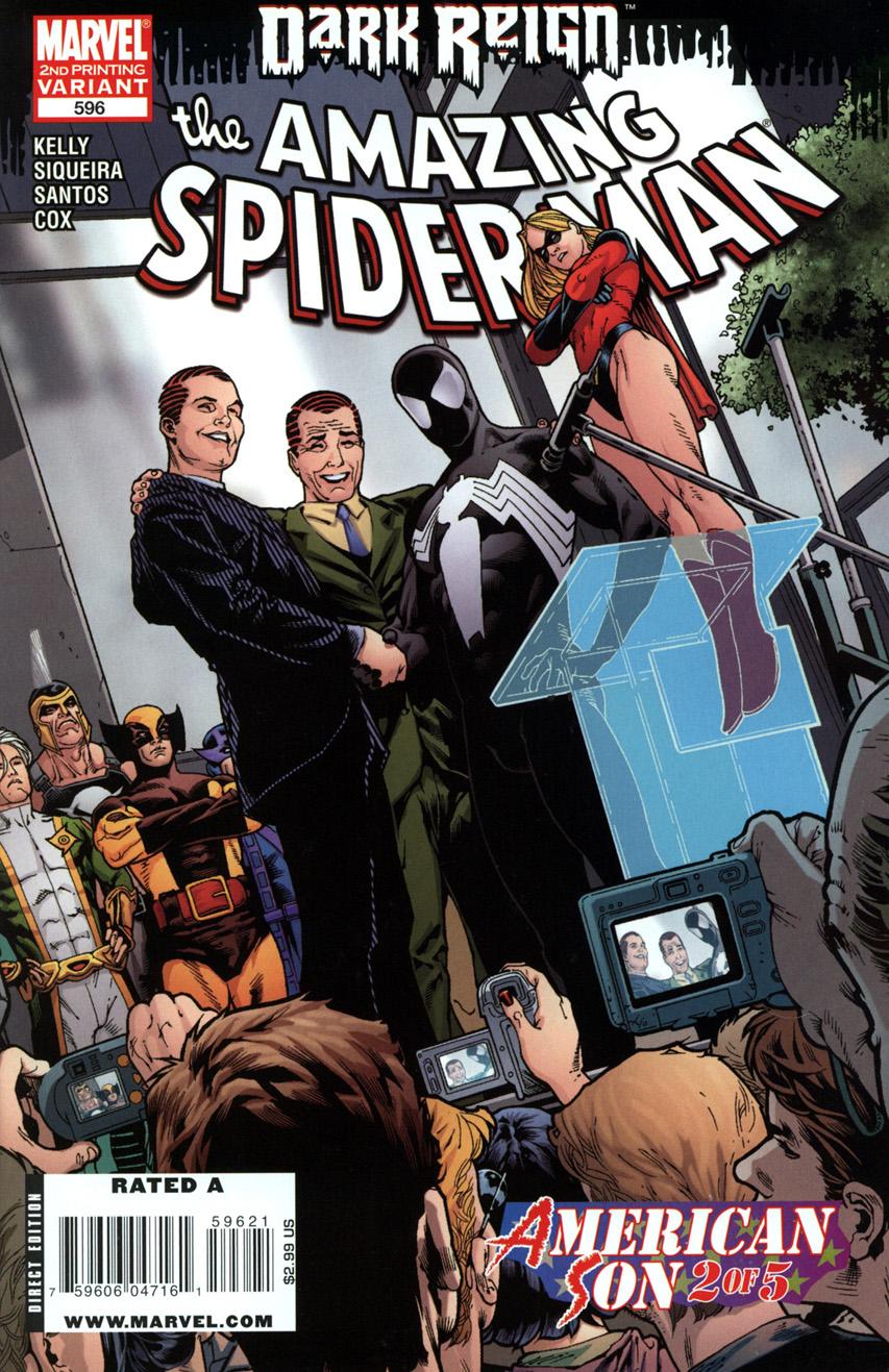 Amazing Spider-Man Vol 1 596 2nd printing.jpg