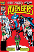 Avengers Vol 1 266