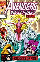 Avengers West Coast Vol 2 71