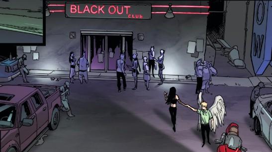 Black Out Club