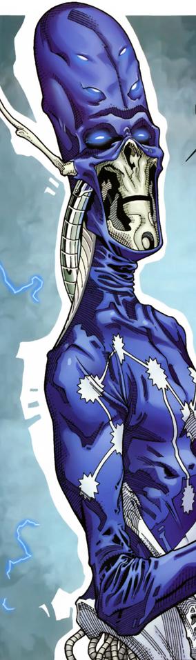 Captain Universe (Phalanx) (Earth-616)