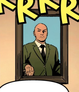 Charles Xavier (Age of X-Man) (Earth-616)