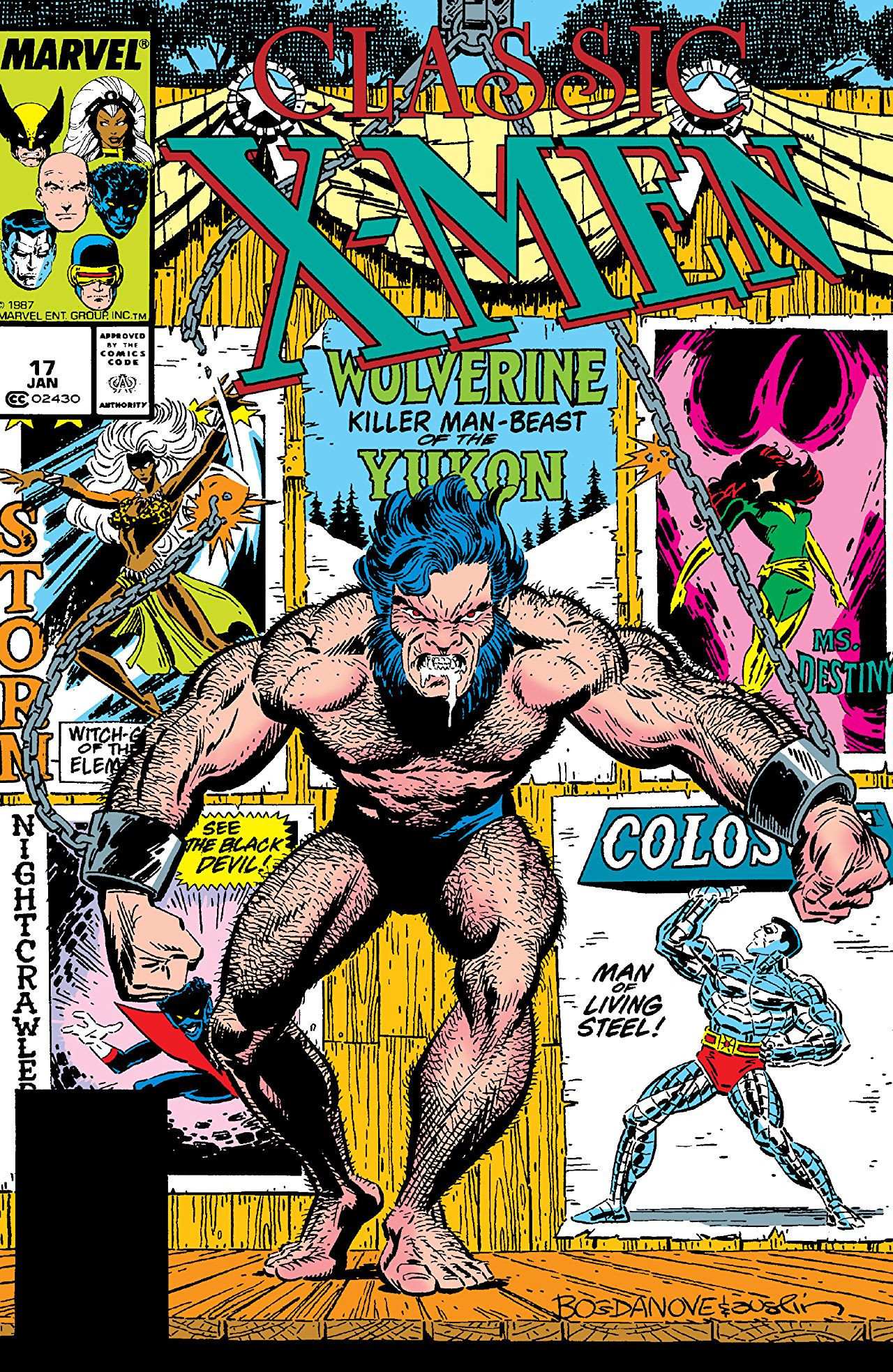 Classic X-Men Vol 1 17