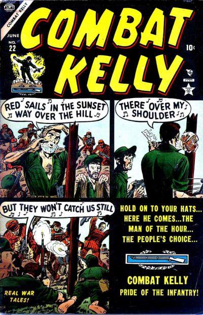 Combat Kelly Vol 1 22