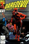 Daredevil Vol 1 285