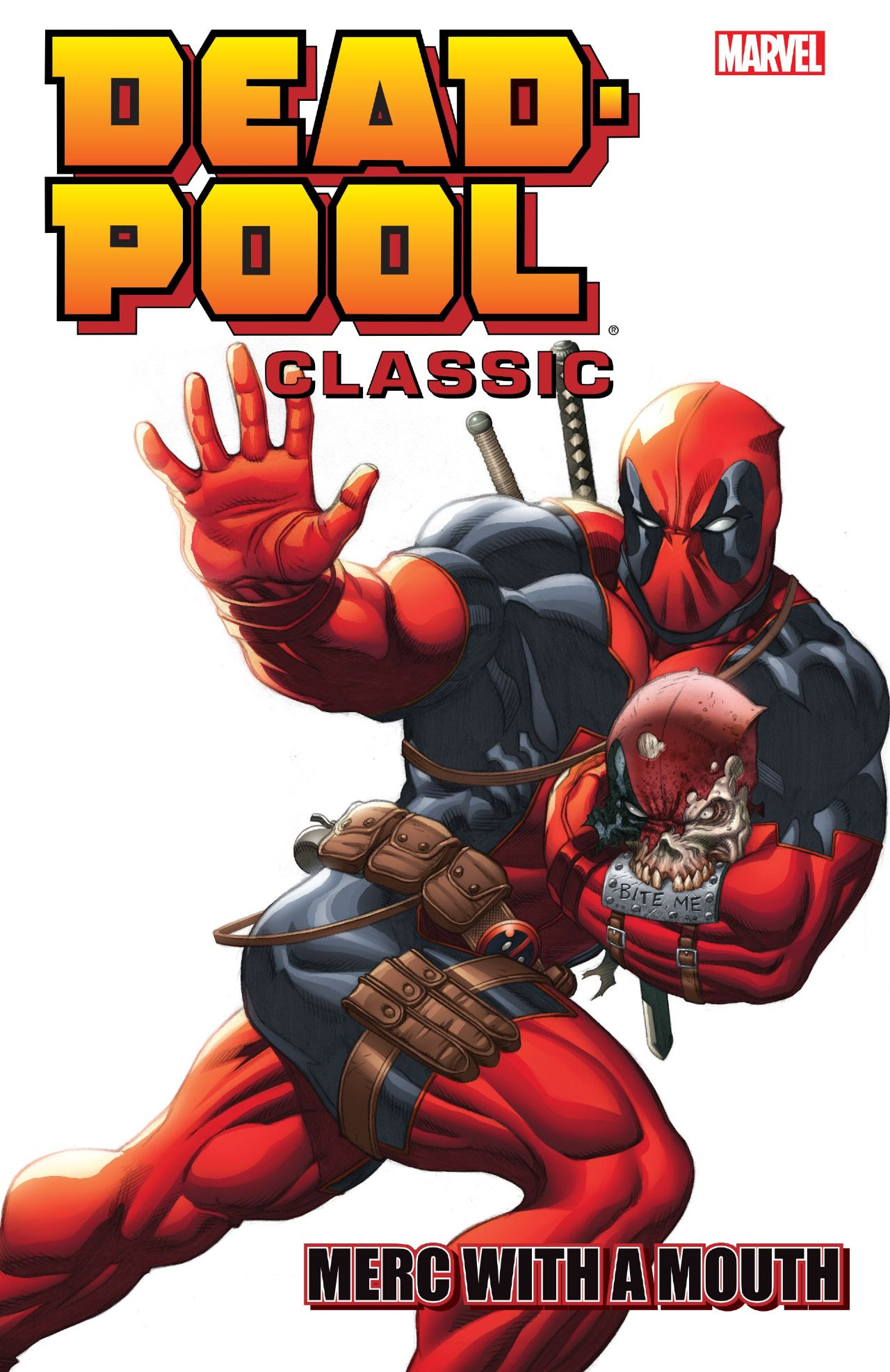 Deadpool Classic Vol 1 11