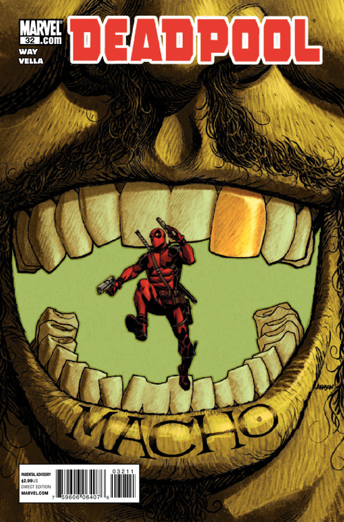 Deadpool Vol 4 32