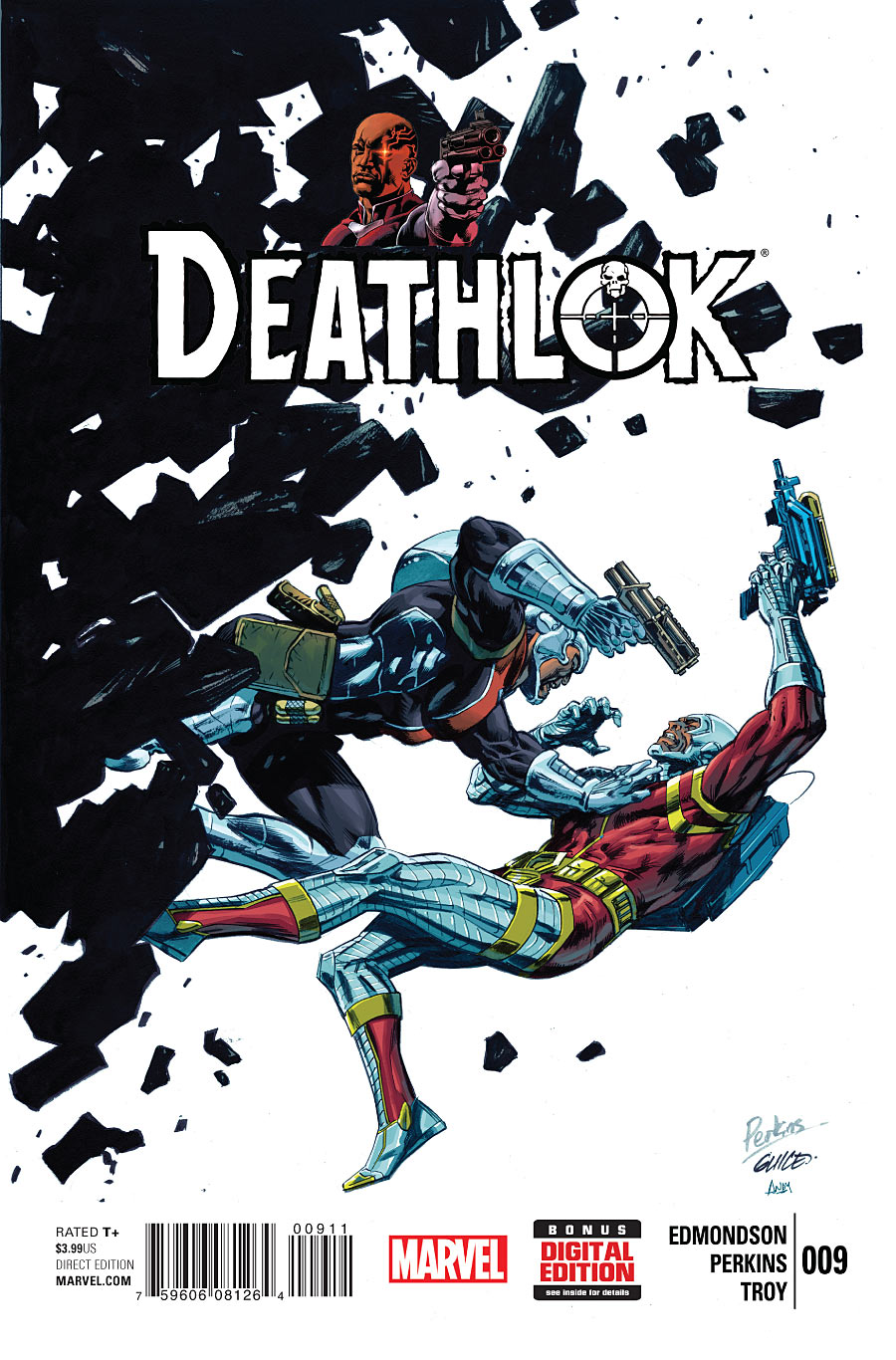 Deathlok Vol 5 9