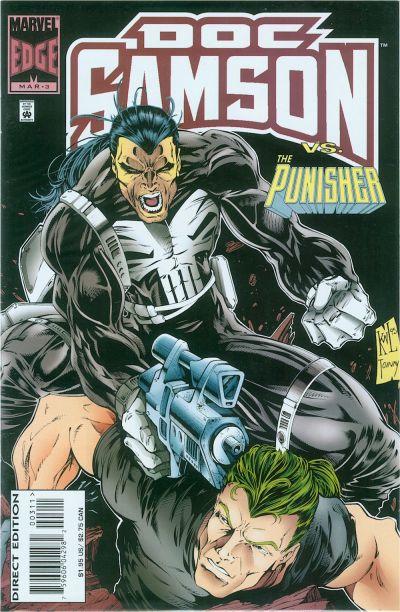 Doc Samson Vol 1 3
